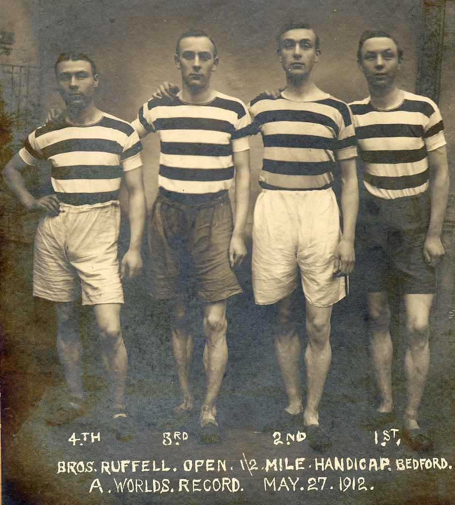 Highgate Harriers world record 1912